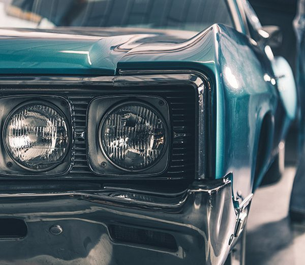Things to Consider Before Rebuilding a Classic Car | TouchUpDirect