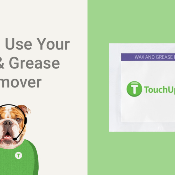 How to Use Your Wax & Grease Remover