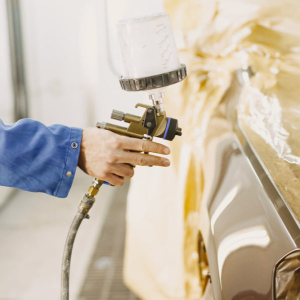 Top 9 Rules to Remember When Painting Your Own Car