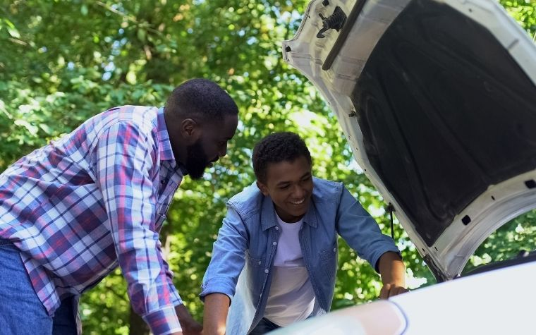 Essential Safety and Maintenance Tips for Young Drivers